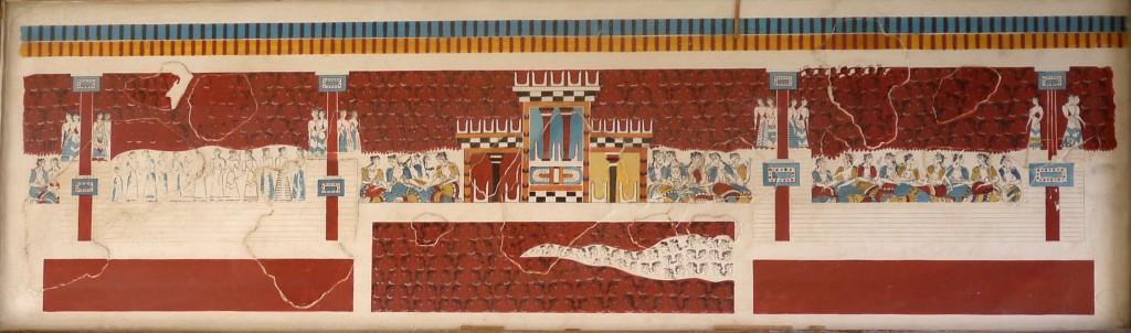 Knossos Procession