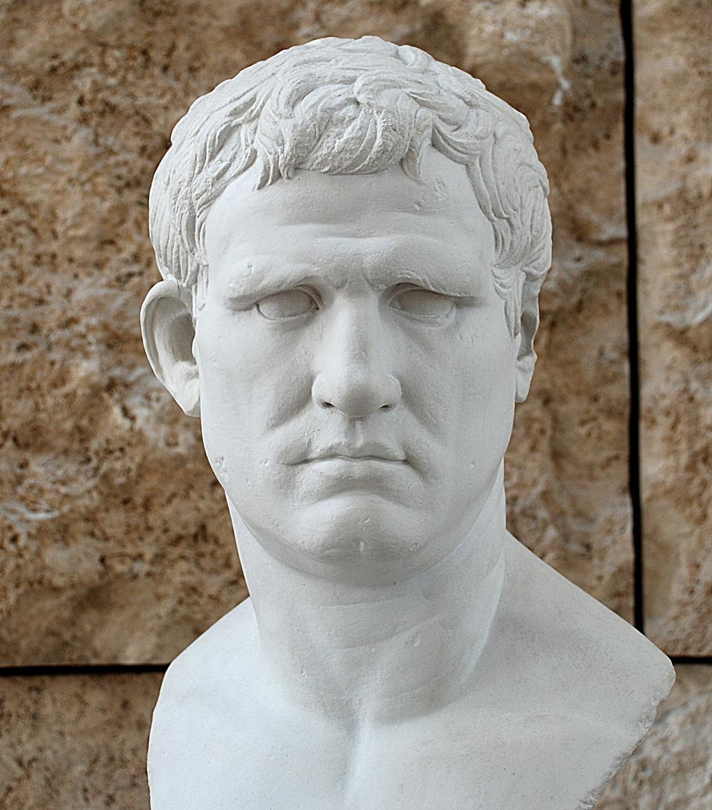 Agrippa And Maecenas Barbarism And Civilizationbarbarism