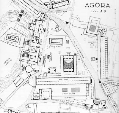 Athenian Agora C2 AD