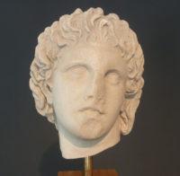 Alexander the great - portrait