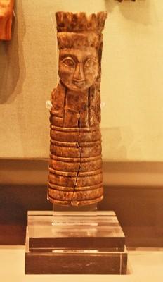 Spartan art: Artemis Orthia statuette