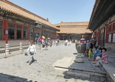 Beijing Cixi's halls P666