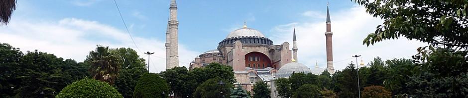 Header Istanbul agia sophia 779