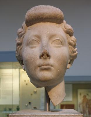 Livia, Wife of Augustus, mother of Tiberius (BM)