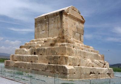 Tomb of Cyrus the Great at Pasargadae
