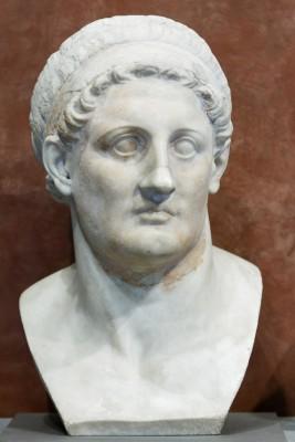 Ptolemy I Soter Louvre