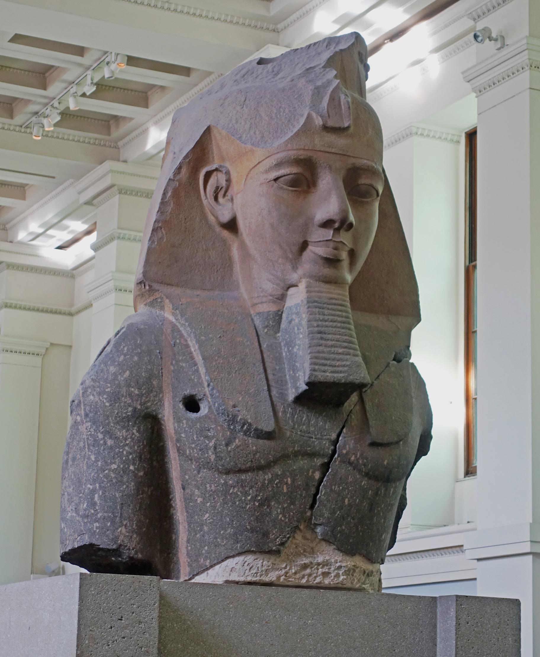 Rameses Iibarbarism And Civilization
