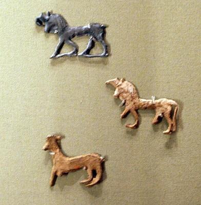 Sparta Artemis Orthia votive offerings of animals