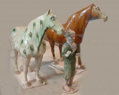 Tang horses backrground 930