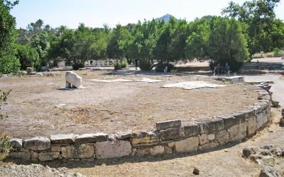 Tholos Athens 172