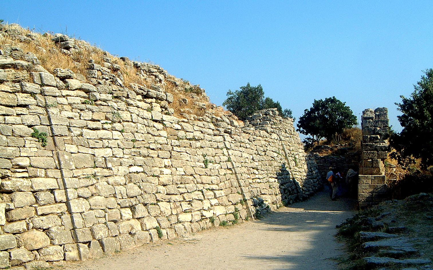 Troy walls 0878